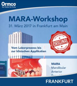 MARA-Workshop – Das Original
