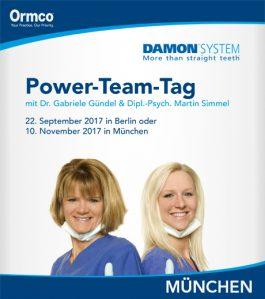 Power-Team-Tag in München