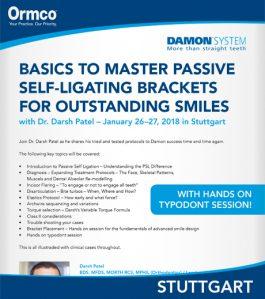Basics to master passive self-ligating brackets for outstanding smiles