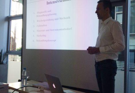 Intensivseminar mit Patienten in Bochum mit Dr. Markus Heise