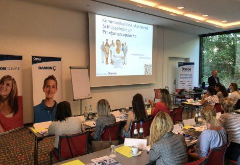 Management-Kurs für das Praxisteam mit Dr. Hans Seeholzer in München